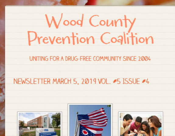 WCPC Newsletter for March 5, 2019